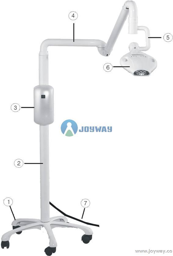 TW-L600A Teeth whitening lamp